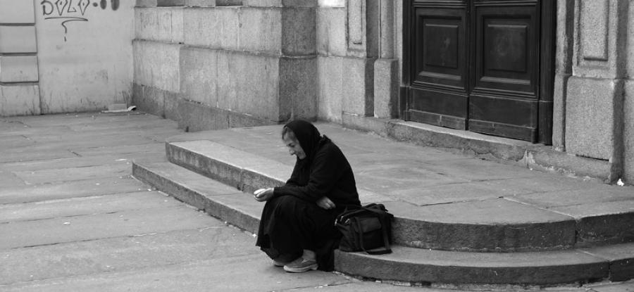 Poverty, foto di Matteo Angelino (CC BY-NC 2.0)